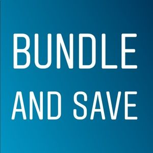 Add to a bundle and save even more!